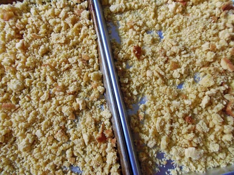Cornbread Crumbles