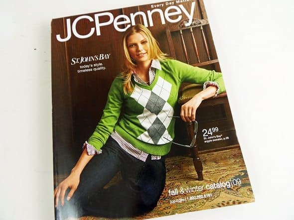 Old JCPenney Catalog