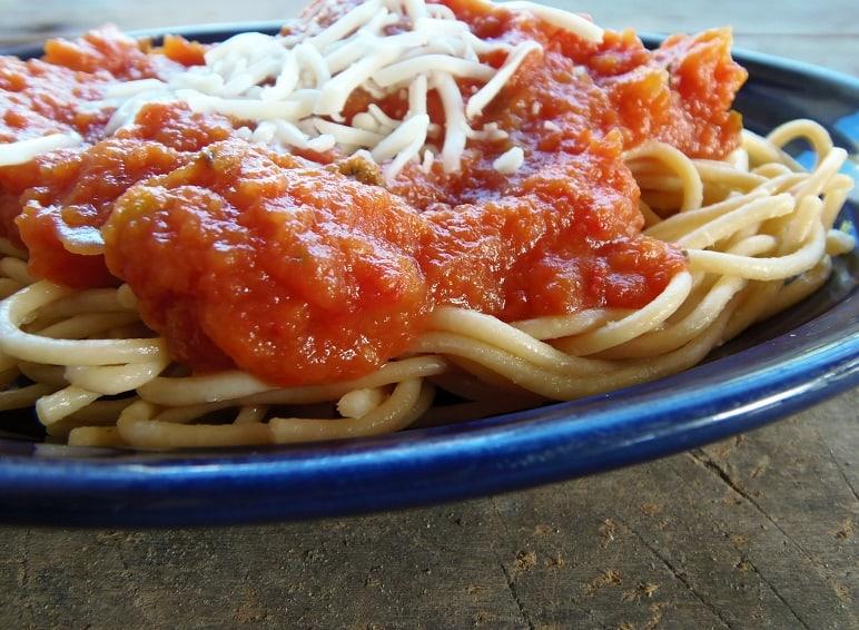 Pumpkin Tomato Sauce