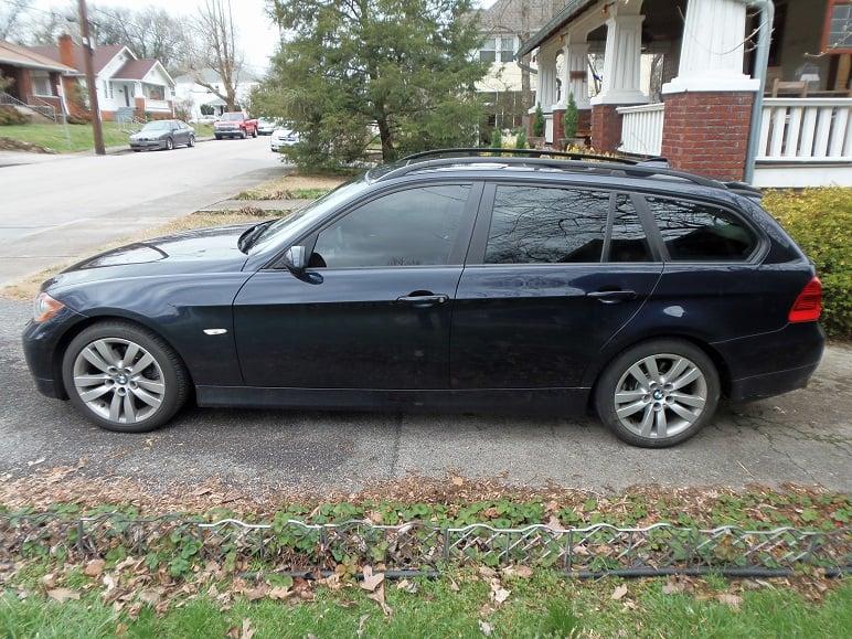 2006 BMW 325XI Wagon