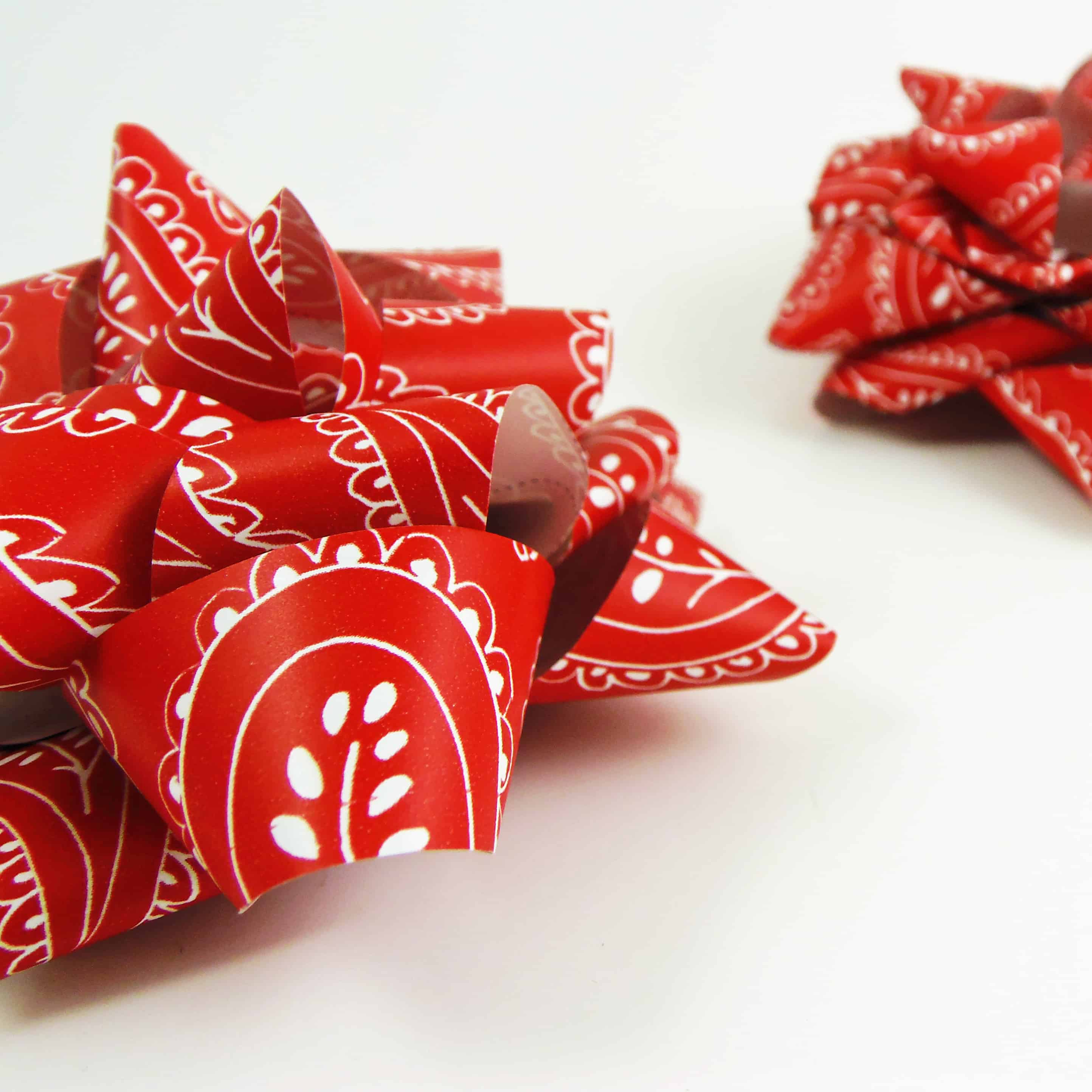 How to Make Gift Bows