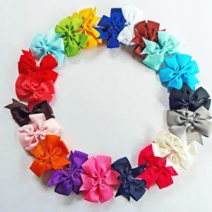 Make a Hair Bow Wreath