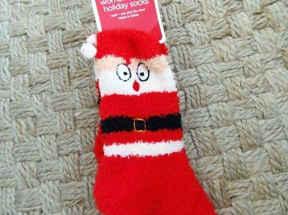Santa Socks