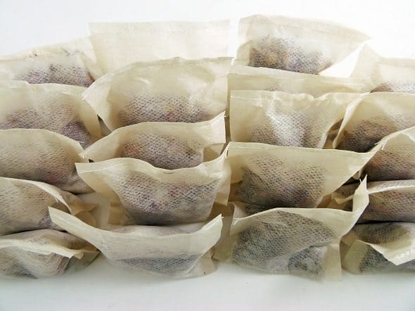 Tub Tea Bags