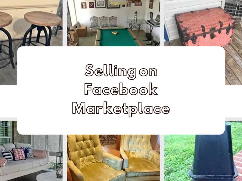 Selling on Facebook Marketplace Graphic
