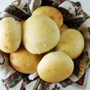 No-Fail Yeast Rolls