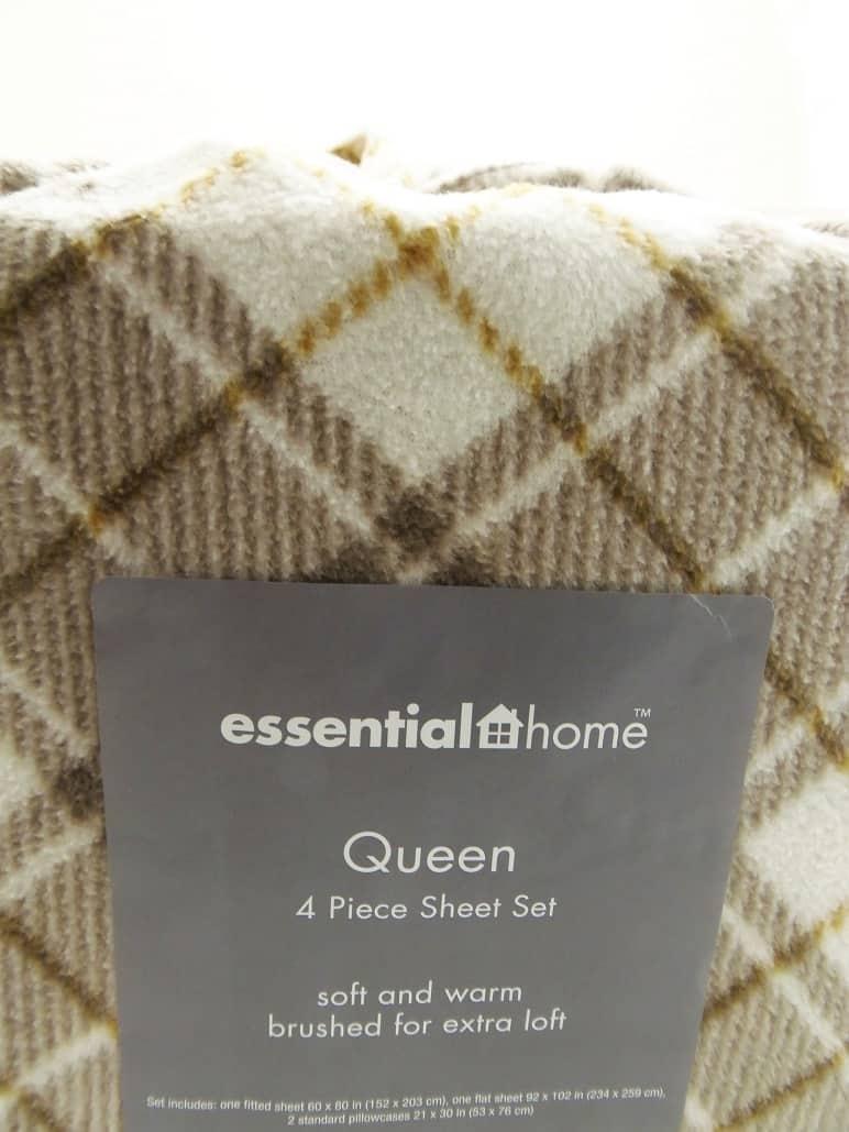 Fleece Sheets Set