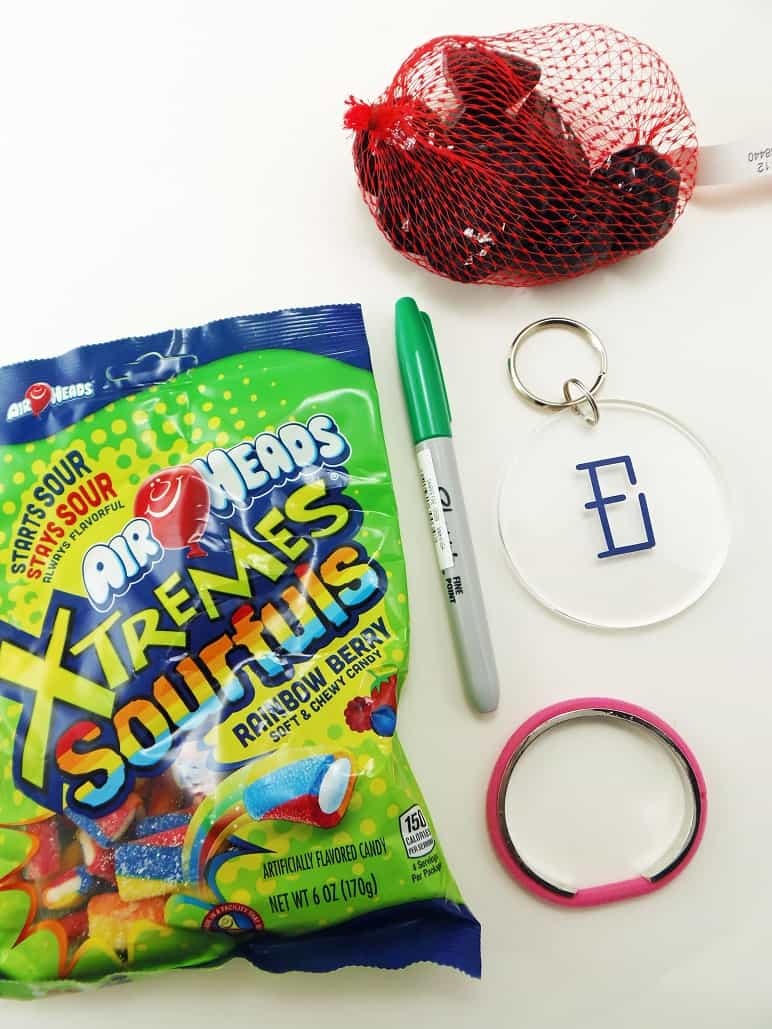 Oldest Daughter's Stocking Stuffers