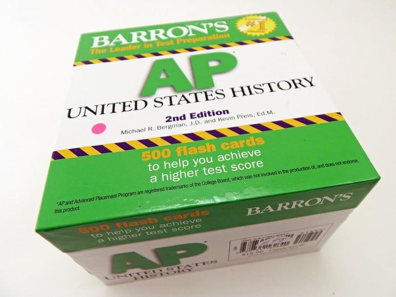 AP U.S. History Flashcards
