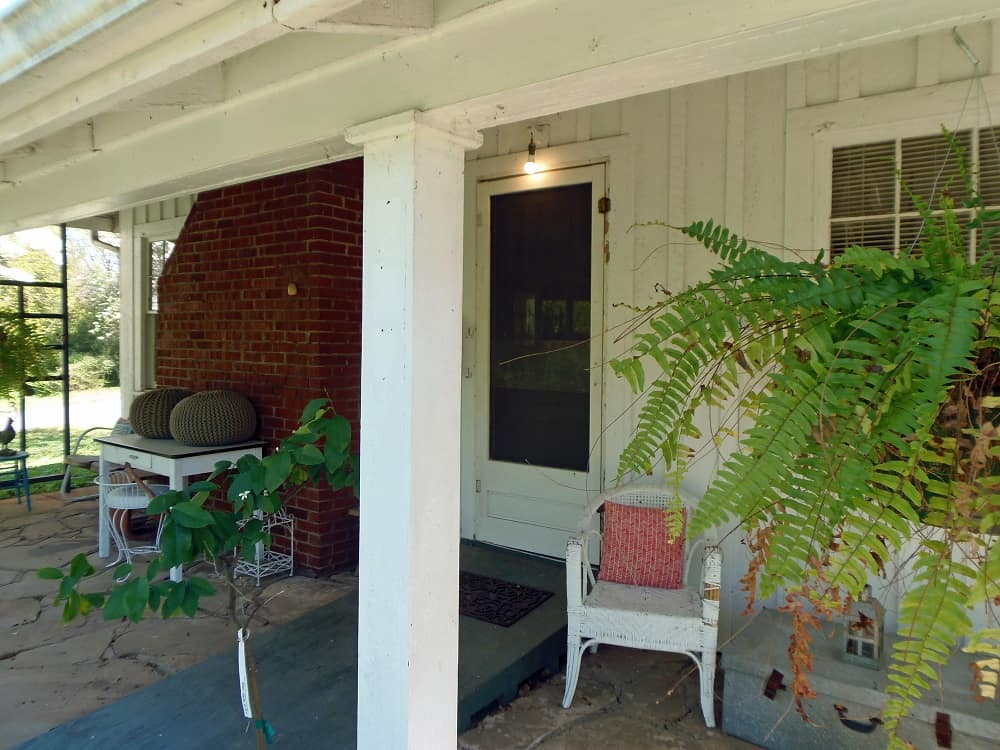 Side Porch Spring 2019