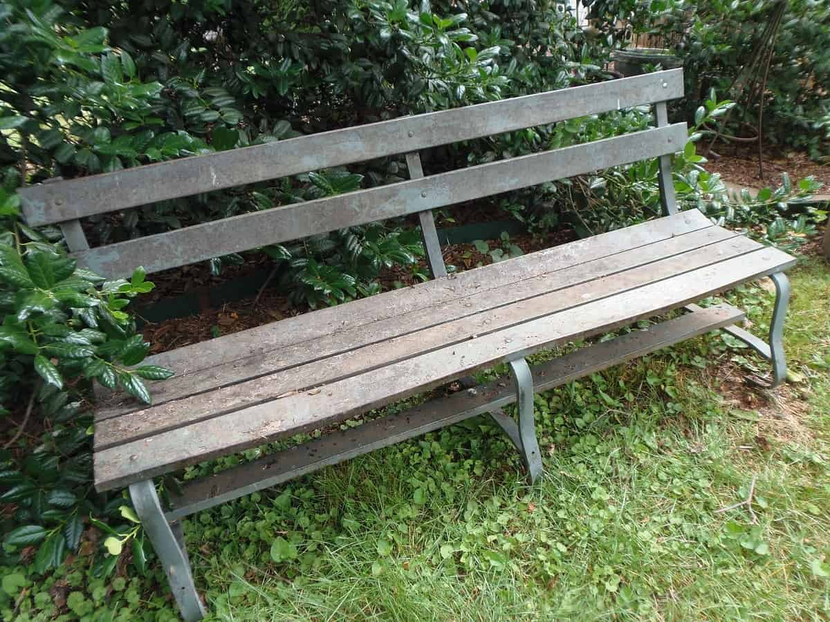 School Playground Bench