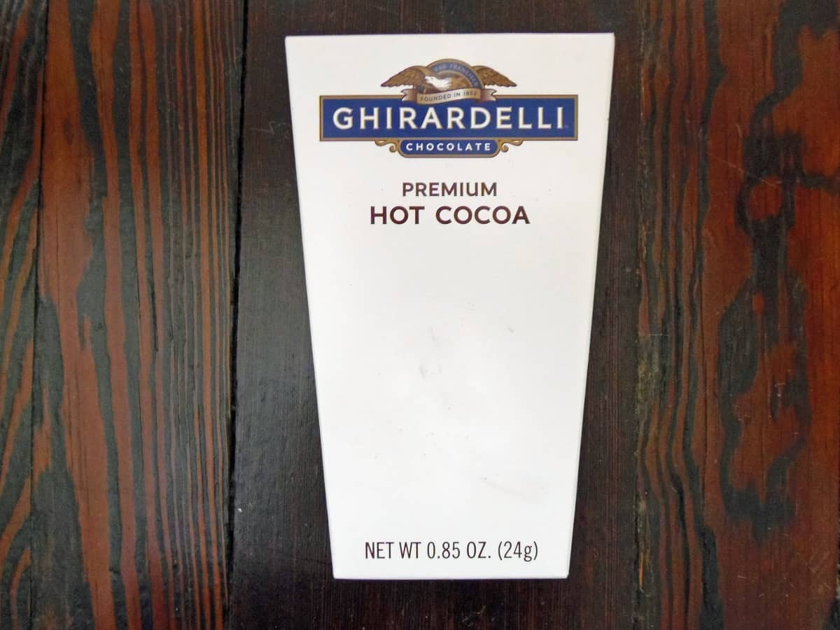 Ghirardelli Hot Cocoa Mix