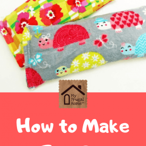 How to Make an Eye Pillow