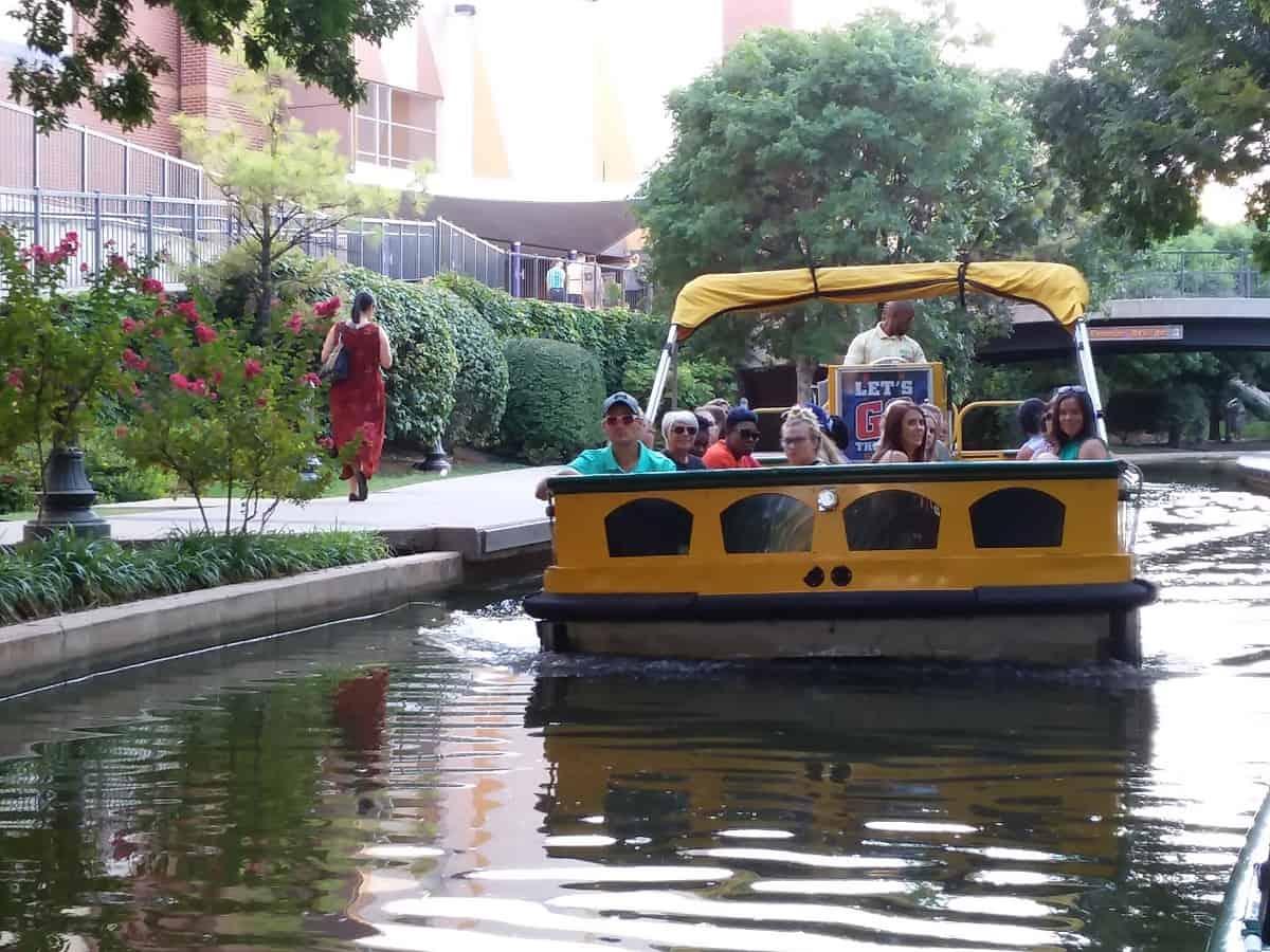 Bricktown Water Taxi Tour