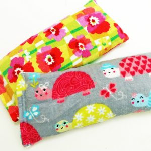 How to Make a Lavender Eye Pillow