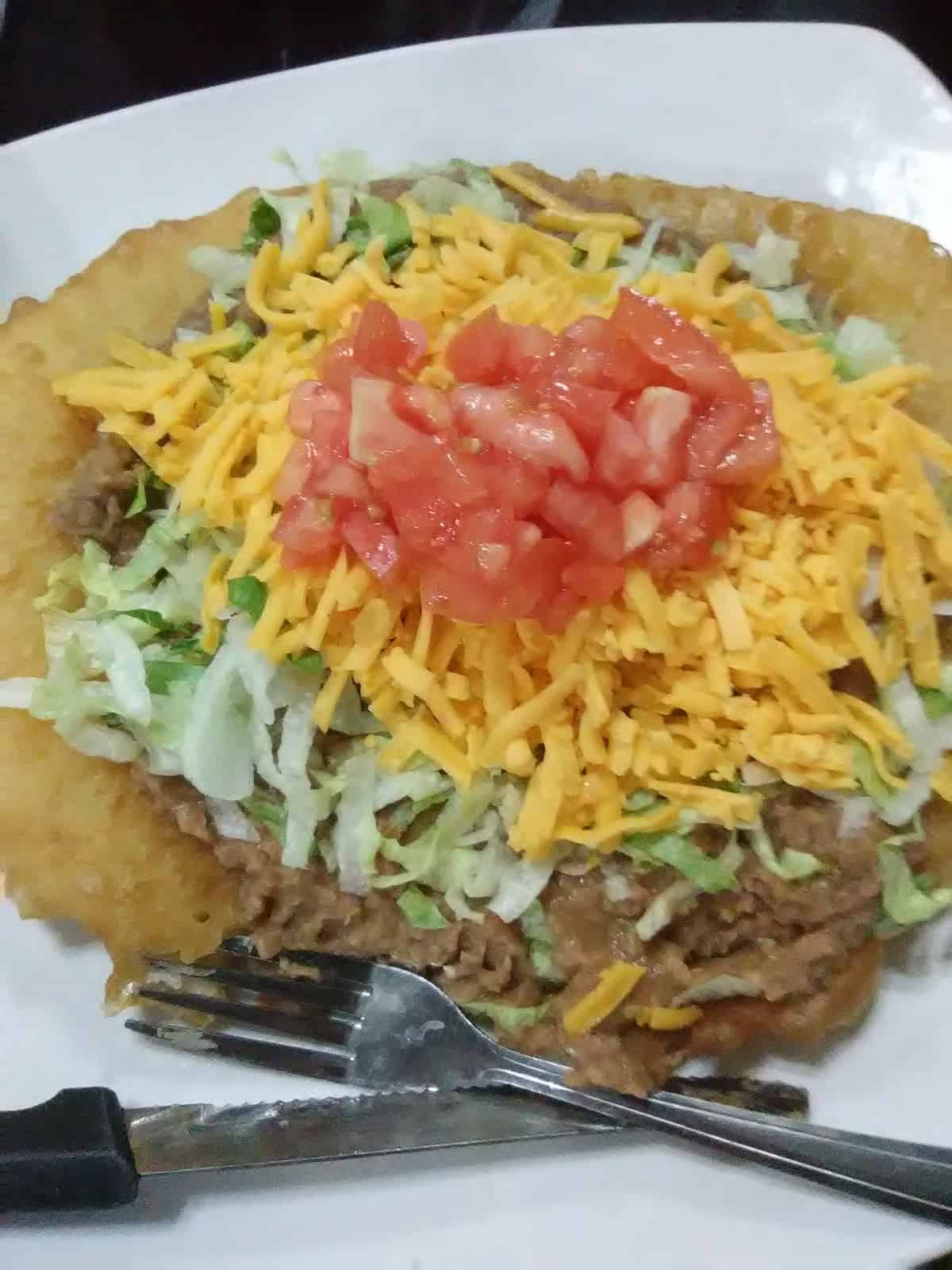Indian Taco