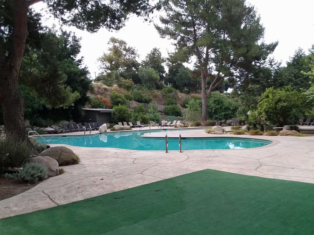 Pool at Ventura Ranch KOA
