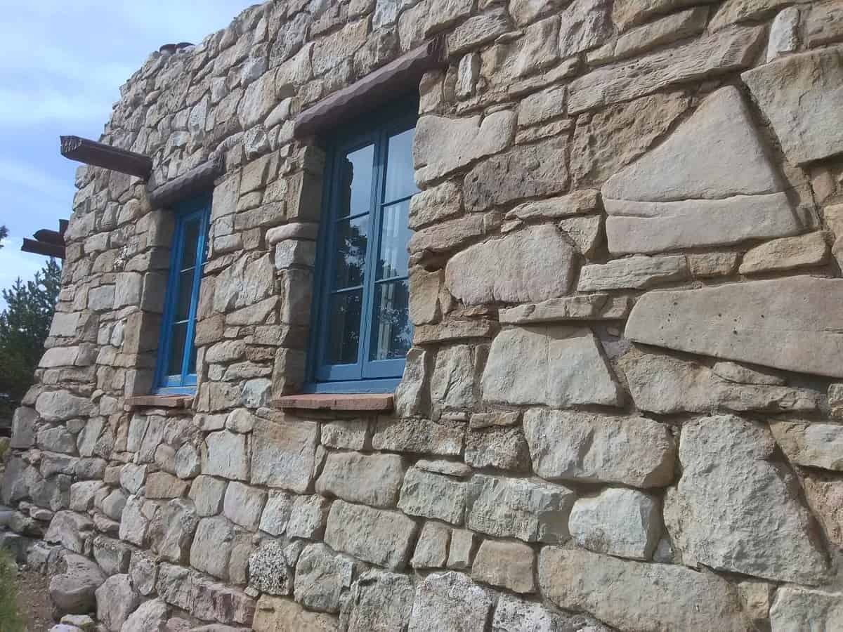 Stone Cottage in Grand Canyon Village