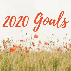 My Goals for 2020