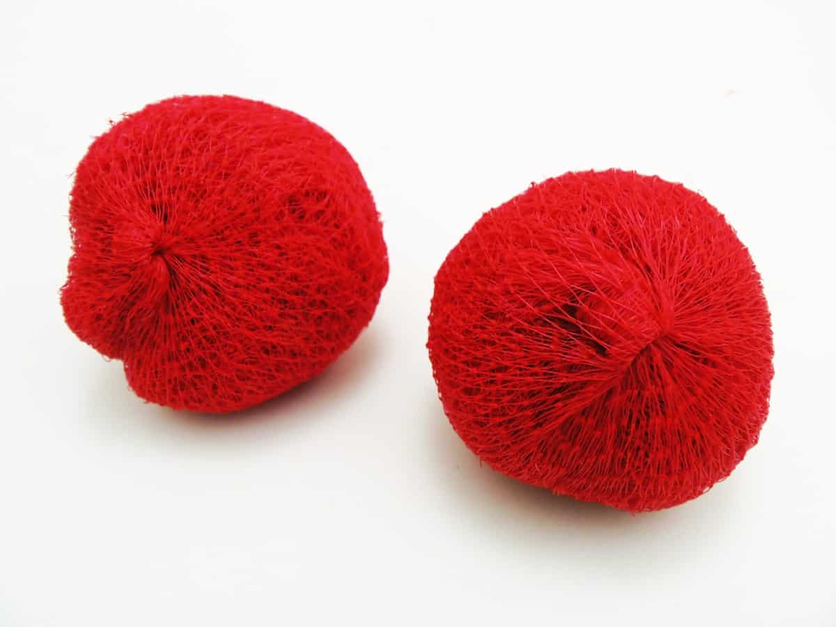 No-Sew Pot Scrubbers