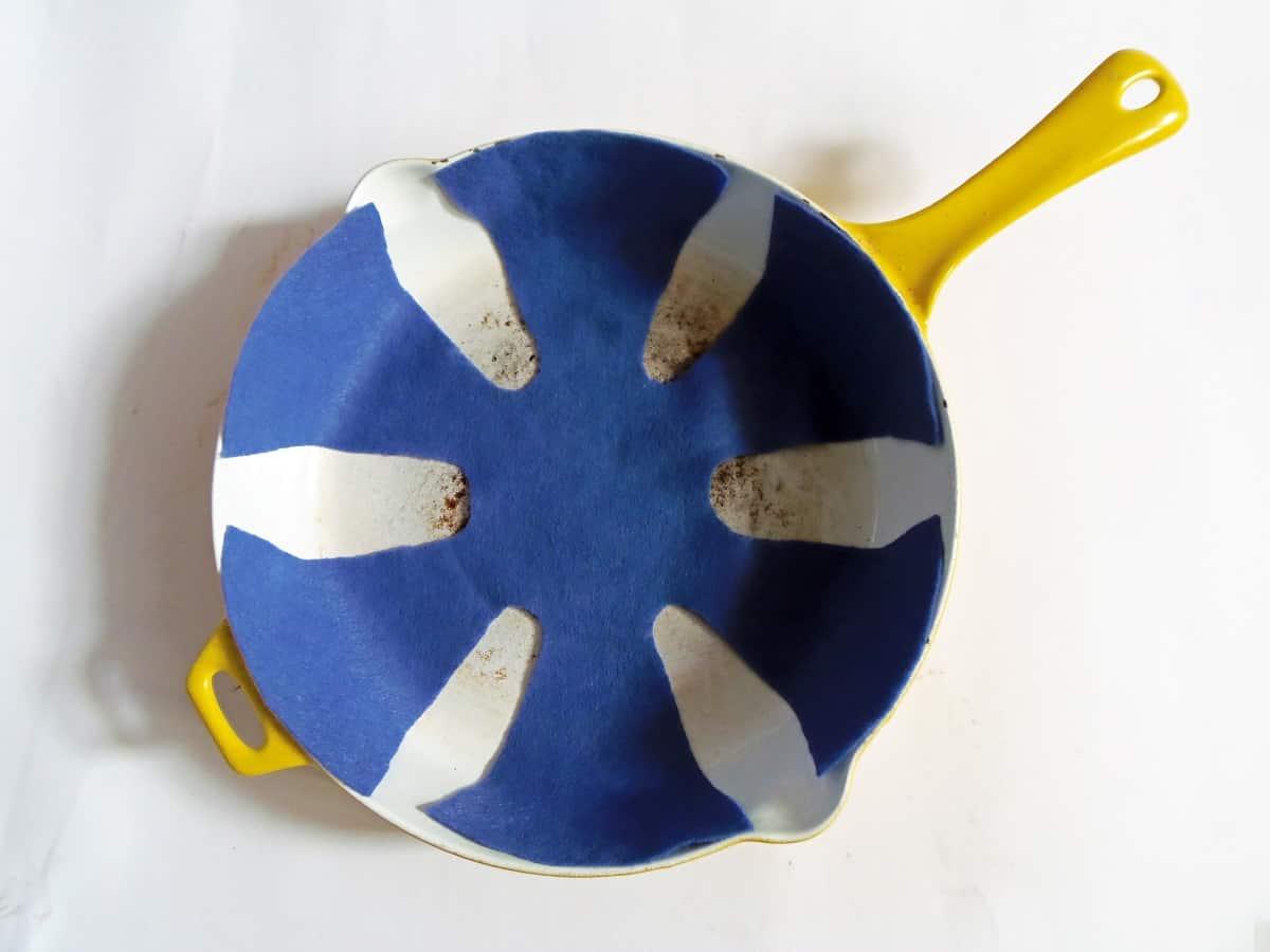 Pan With Pan Protector