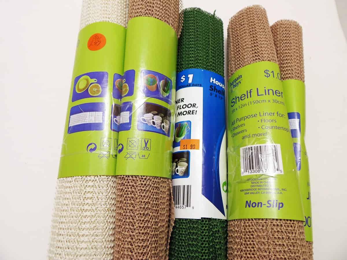 Rubber Shelf Liner