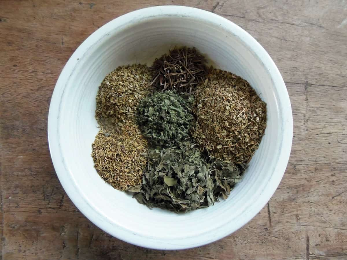 Spices for Italian Seasoning