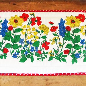 How to Sew a Hot Pad Table Runner