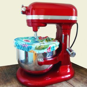 How to Sew a Stand Mixer Bowl Cover