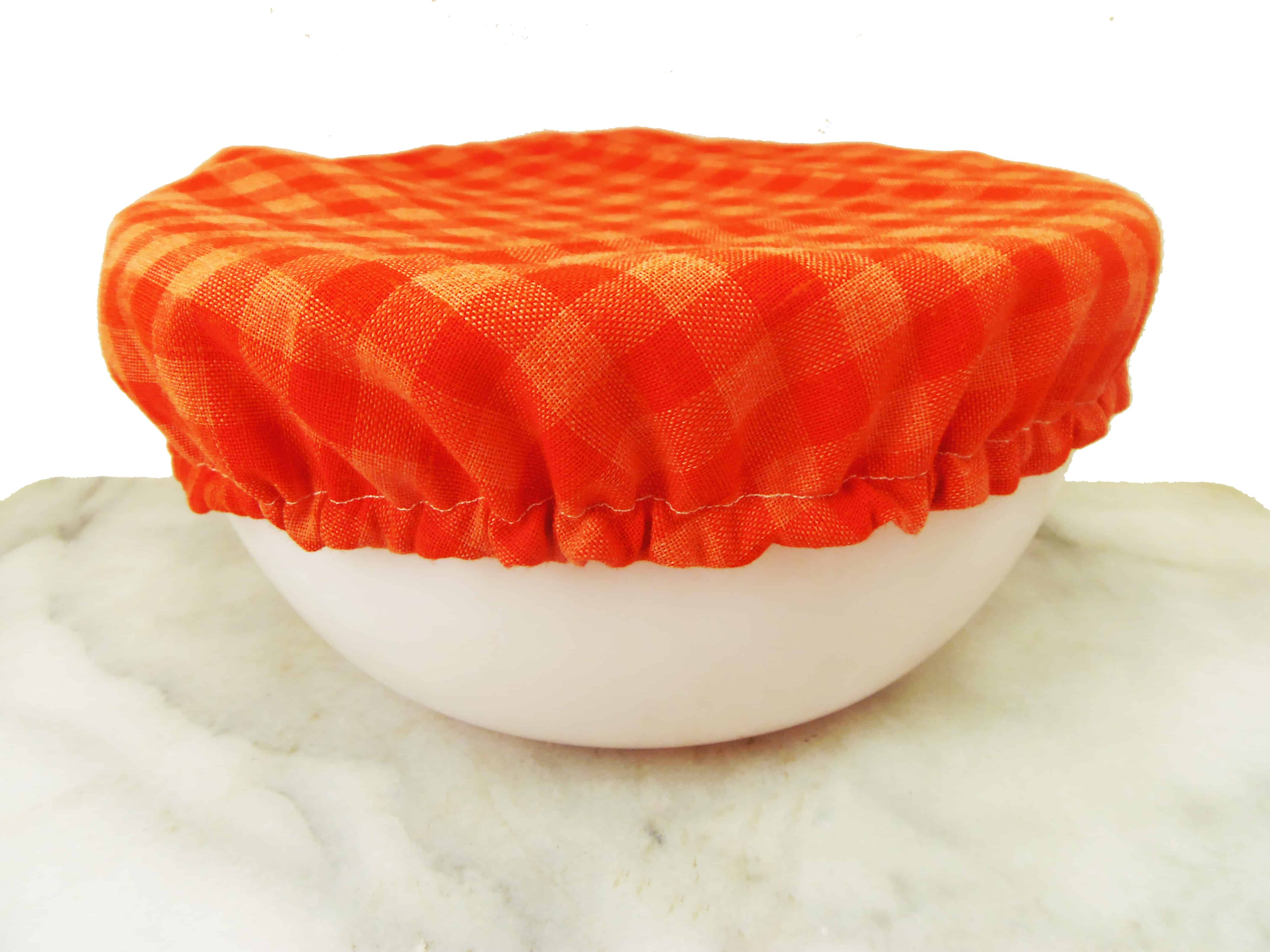 How to Make a Reusable Elastic Bowl Cover