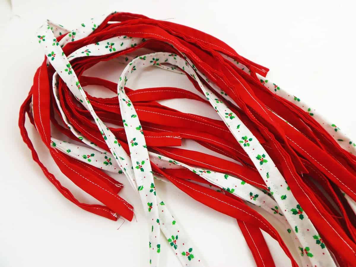 Handmade Drawstrings for Fabric Gift Bags