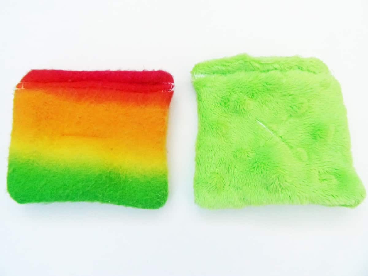 Fleece Fidgets