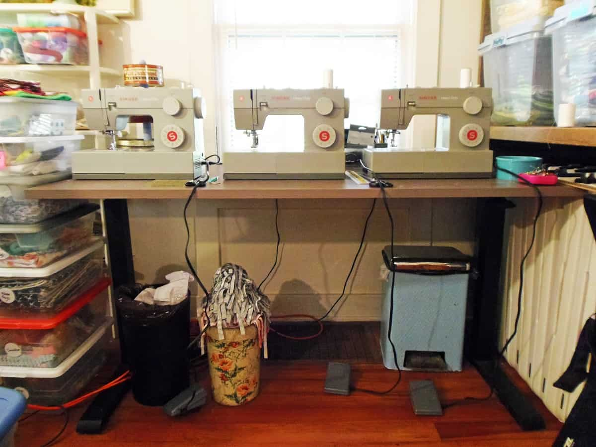My Sewing Machines