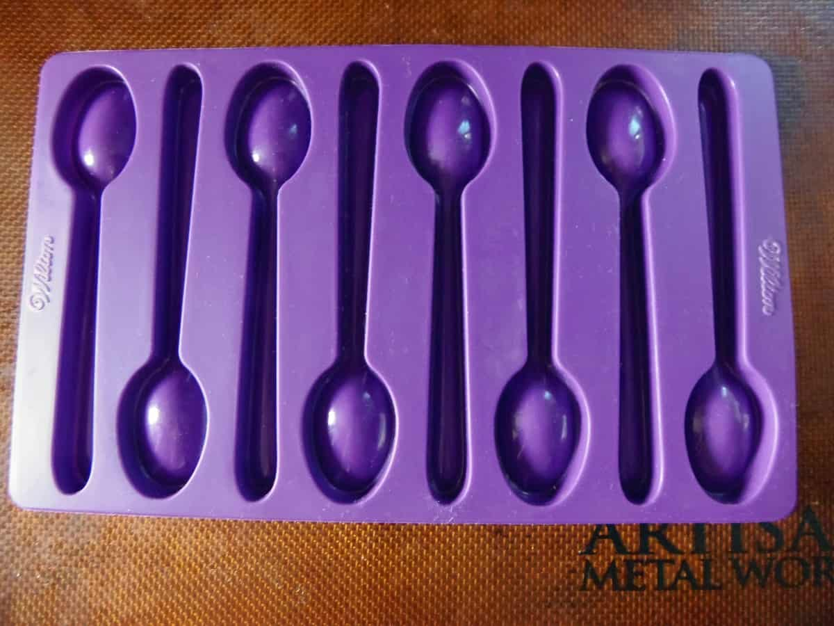 Spoon Candy Mold