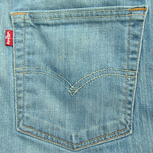 Levi's Jean Pocket