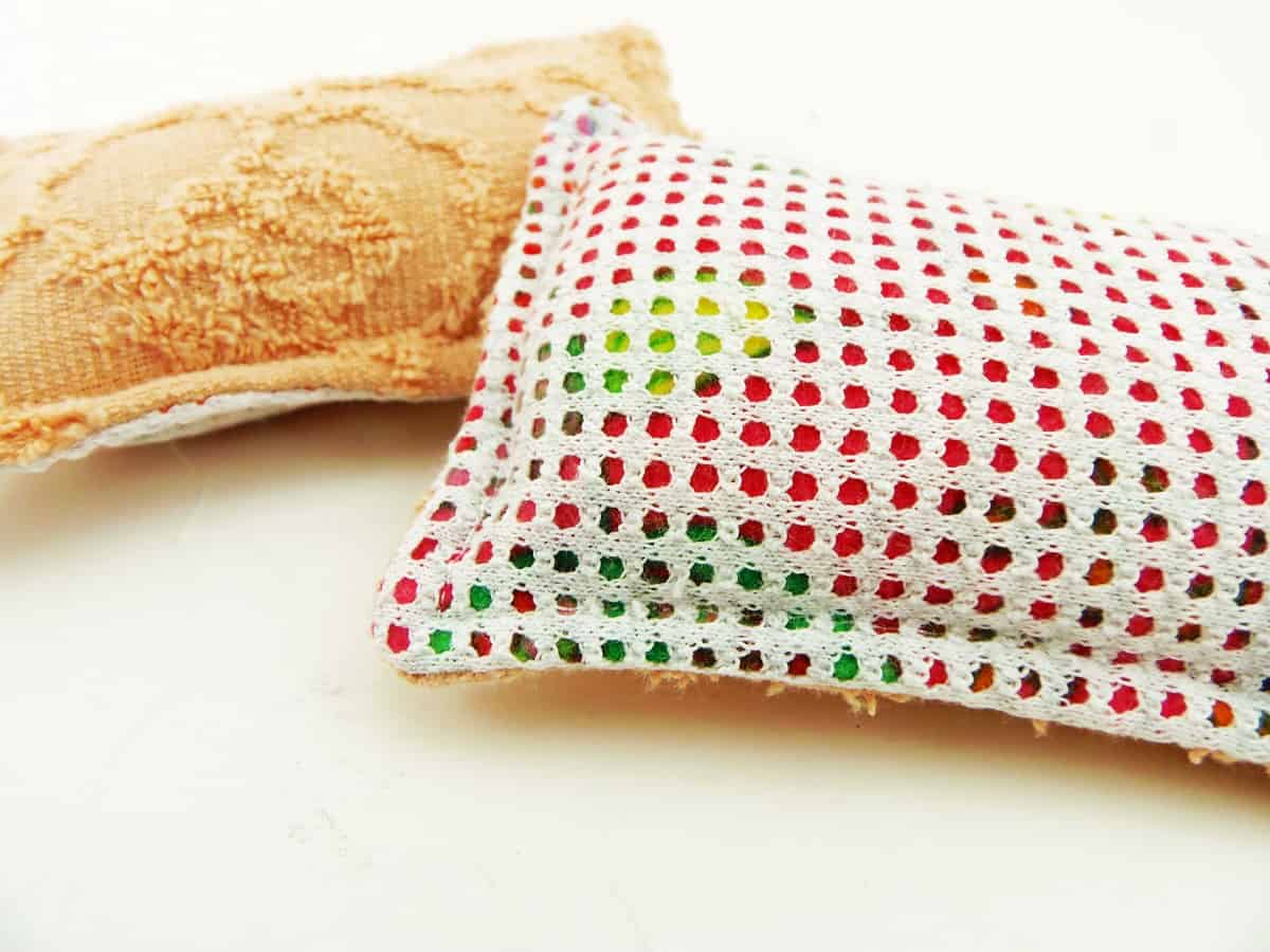 Unsponges Made With Netting