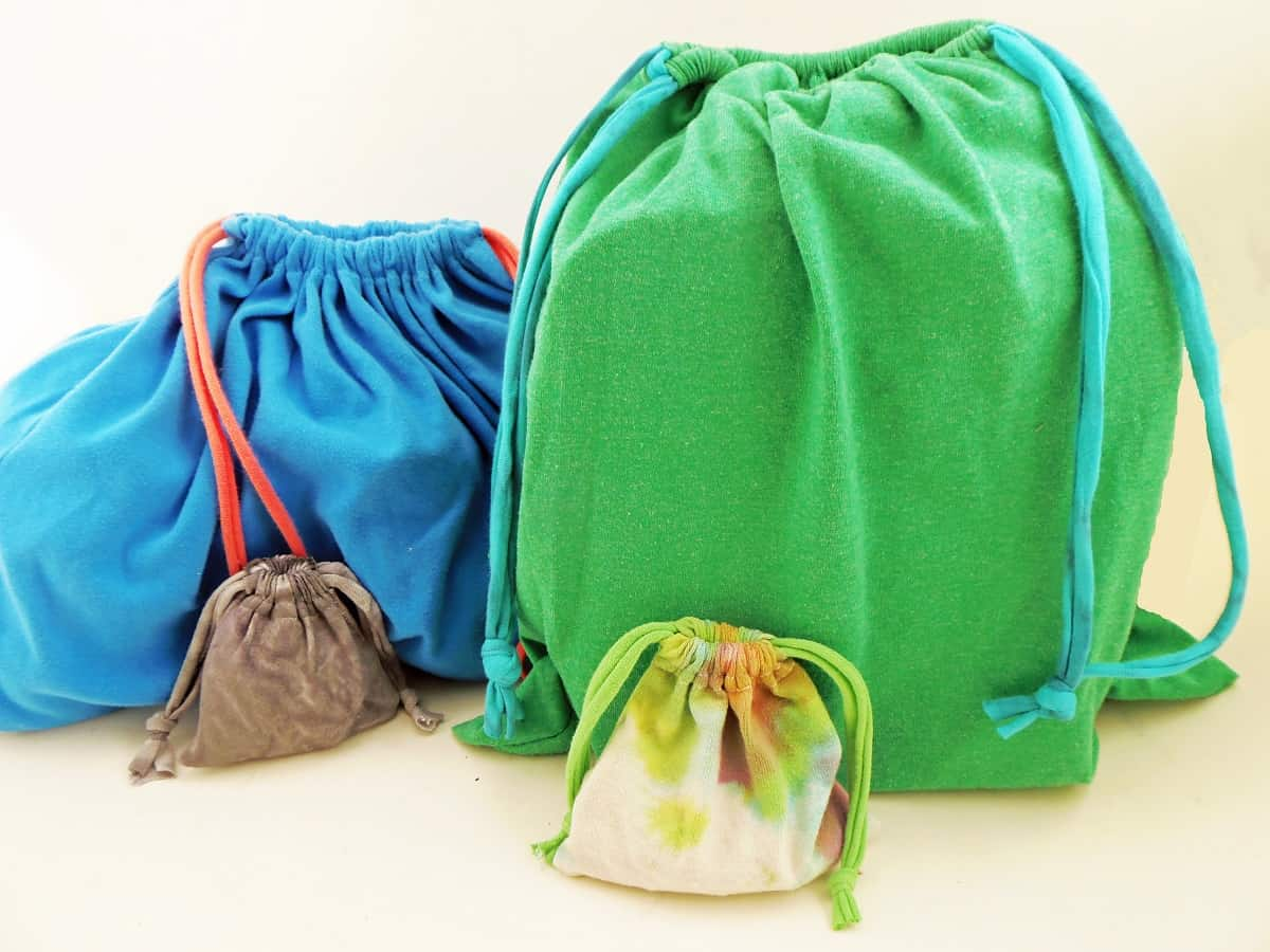How to Turn T-Shirts Into Gift Bags