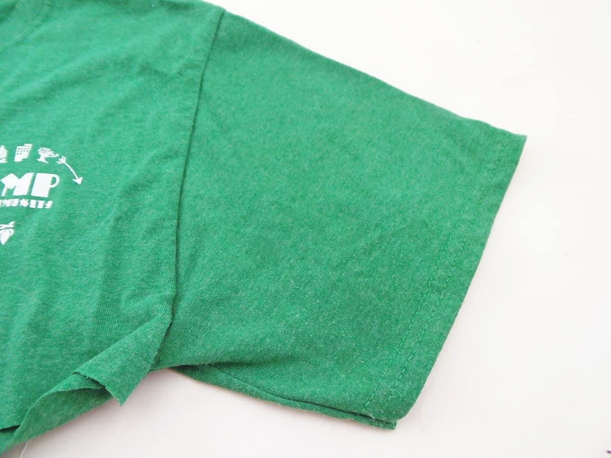 Lay T-Shirt Sleeve Flat