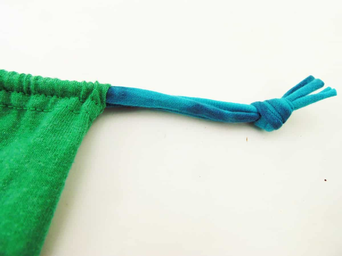 Tie a Knot in the Drawstring