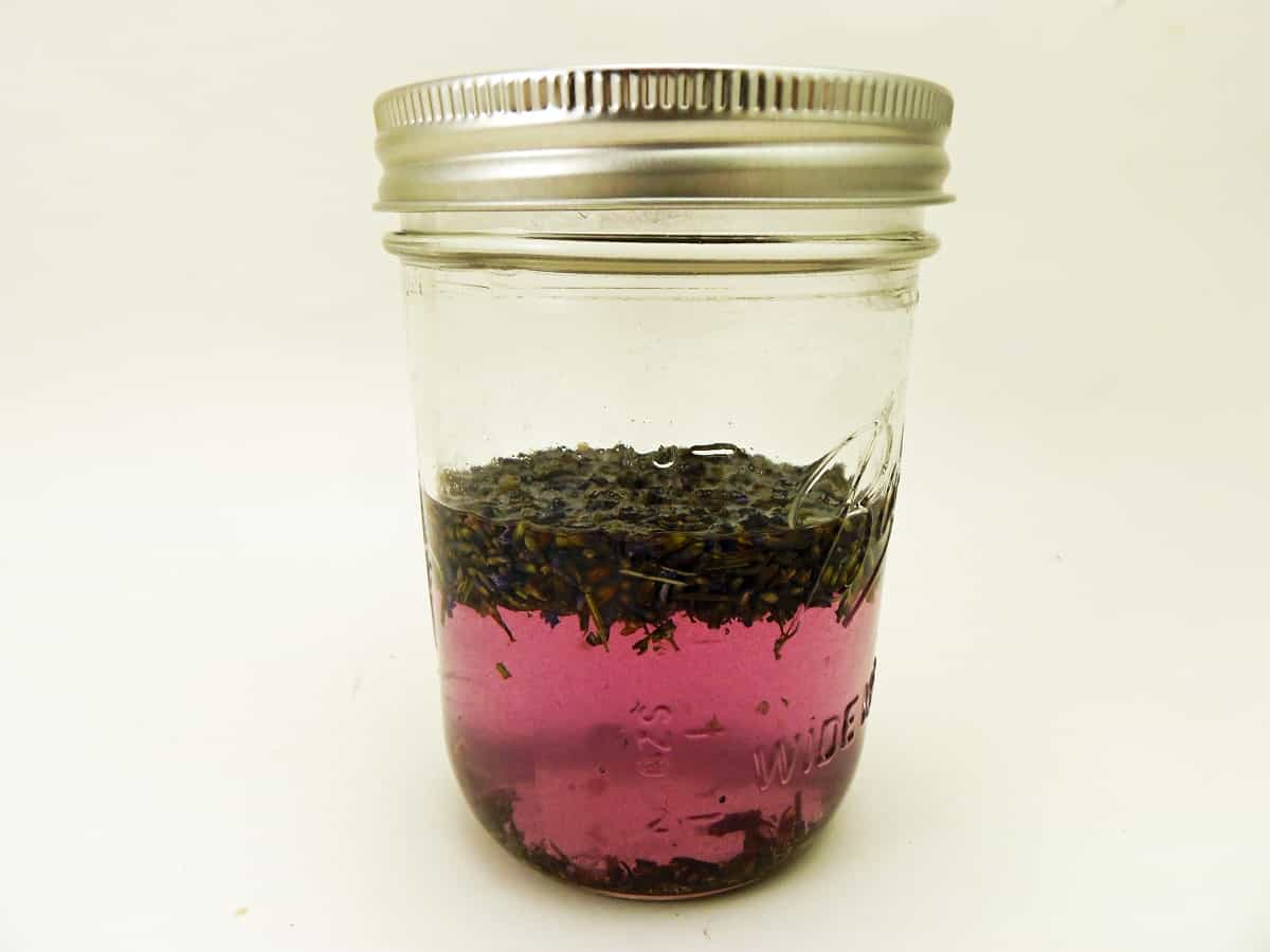 New Batch of Lavender Extract