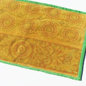How to Turn a Towel Into a Bath Mat