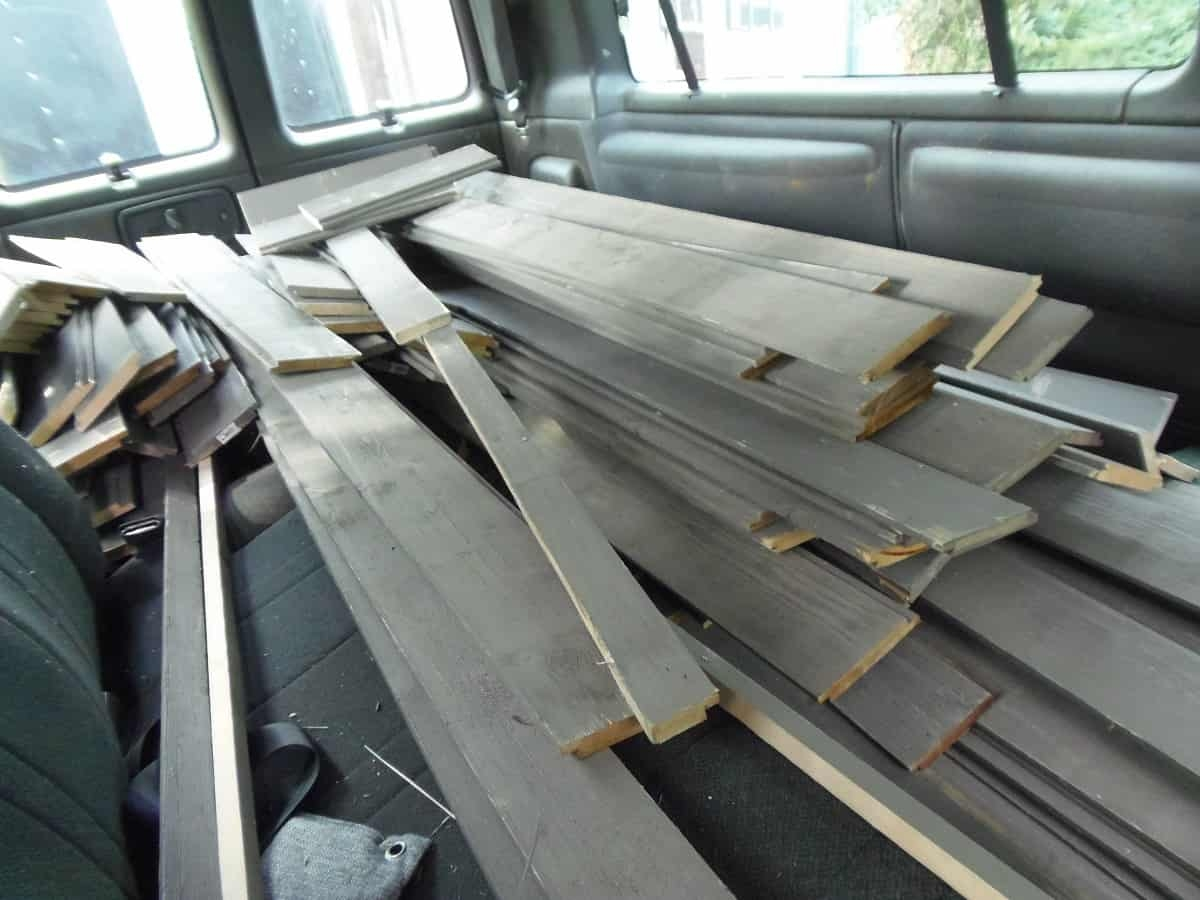 Free Tongue and Groove Shiplap