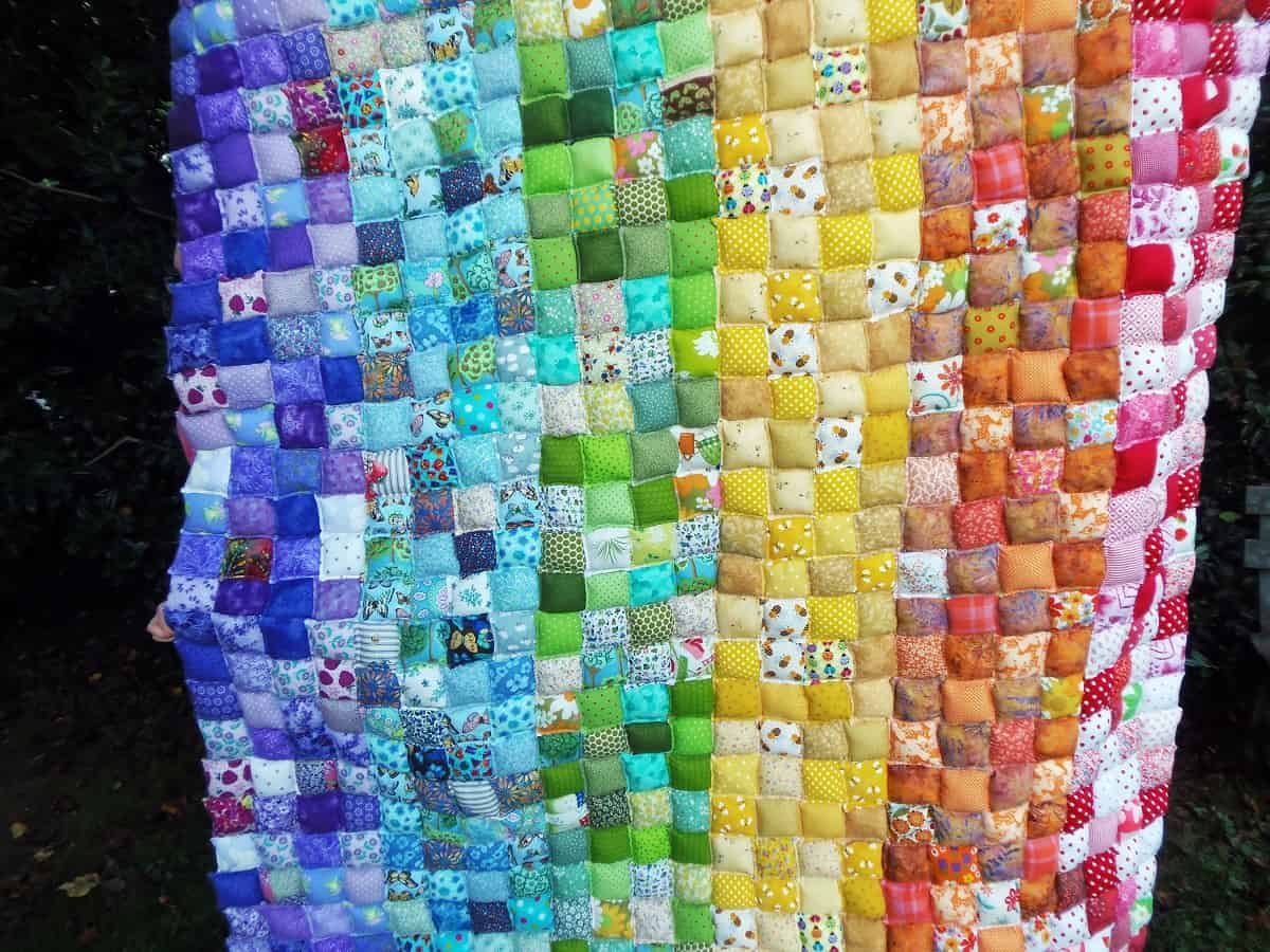 How to Sew a Pillow Quilt