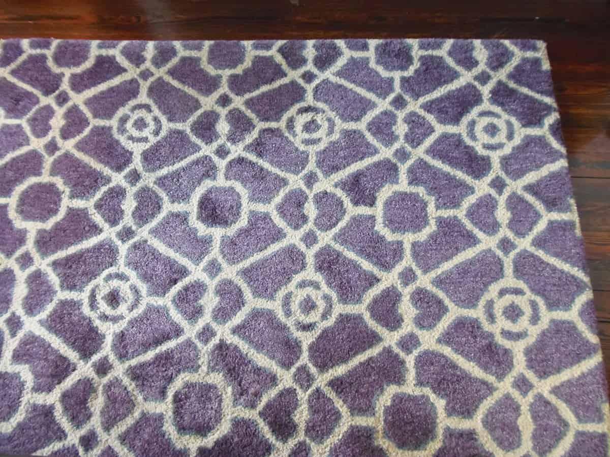 8' x 10' Hand Tufted Wool Rug